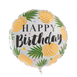 Pineapple Birthday