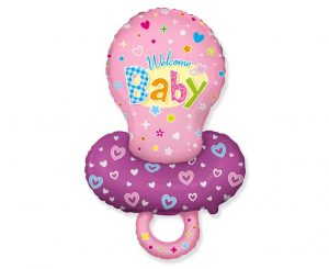 Pacifier for Baby Girl