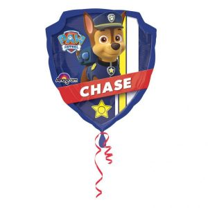 Paw Patrol Badge Helium Balloon