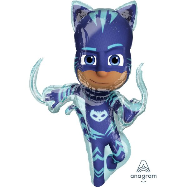 PJ Masks Catboy Character shaped foil balloon