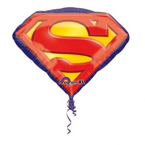 Ballon Logo de Superman