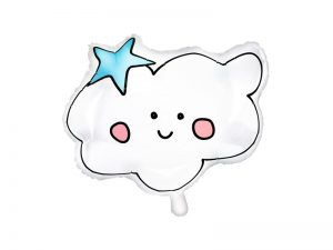 Cute Cloud Helium Balloon