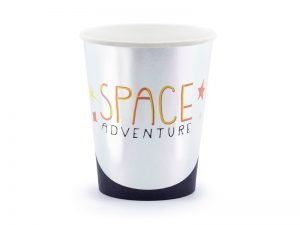 "Cups ""Astronaut"" (6 pieces)"
