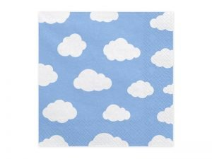 "Napkins ""Little Plane"" (20 pieces)"