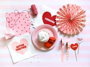 "Party Kit ""Romantic date"""
