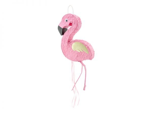 "Tropical Pinata for parties ""Flamingo"" 