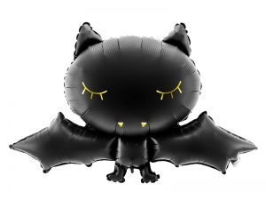 Halloween Bat helium balloon