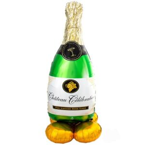 Celebration Champagne Bottle Balloon