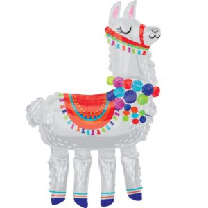 Llama Air-Walker Balloon