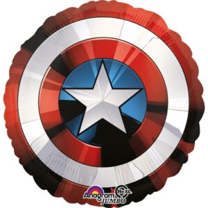 Avengers Captain America's Shield Balloon