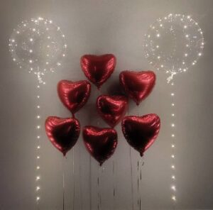 "Lot ""LED romantique"""