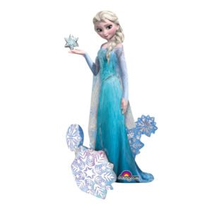 Ballon Air Walker Frozen la Reine des Neiges Elsa